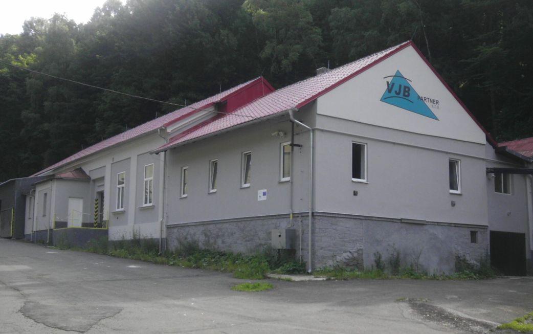 budova VJB