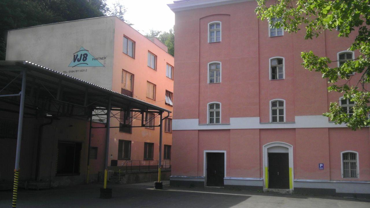 budovy VJB